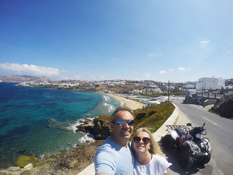Alugar um quadriciclo em Mykonos vale a pena?