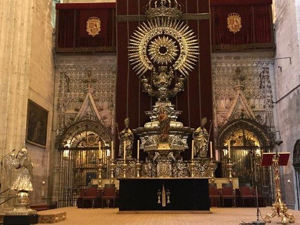 Altar de Prata ou do Jubileu da Catedral de Sevilha