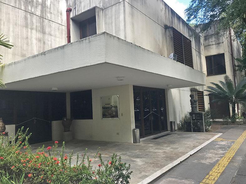 Espaço Cícero Dias no Museu do Estado de Pernambuco