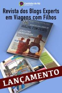 Revista dos Blogs Experts em Viagens com Filhos