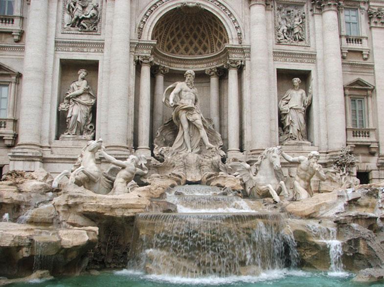 Destinos de cinema Roma