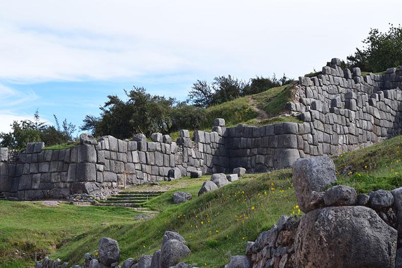 Qenqo Vale Sagrado no Peru