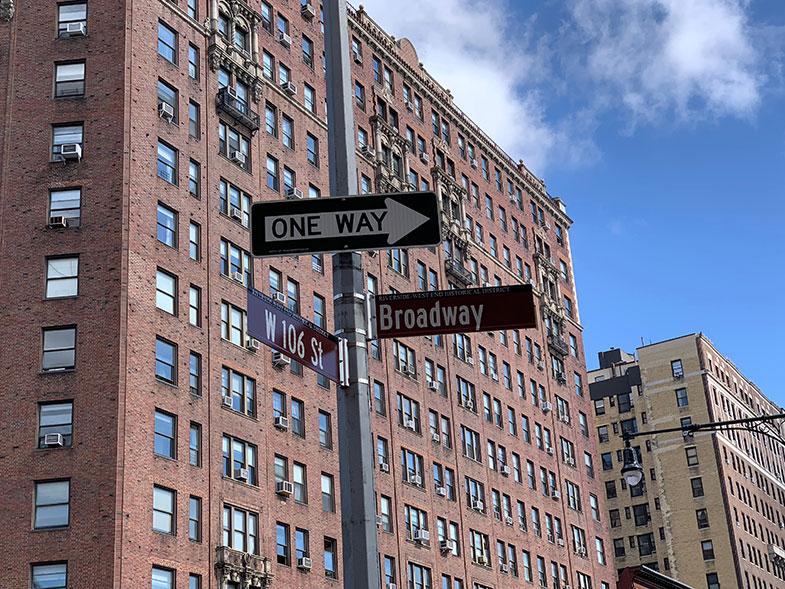 De LaGuardia para Manhattan