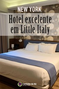 Hotel em Little Italy