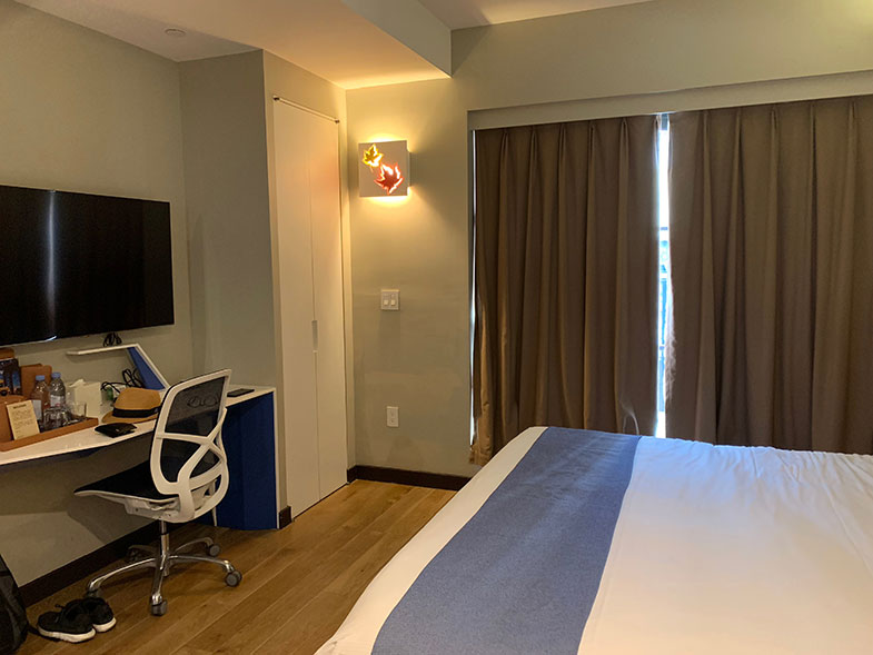 NobleDEN hotel em Little Italy em New York