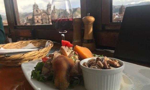 8 lugares onde comer em Cusco e só comida boa