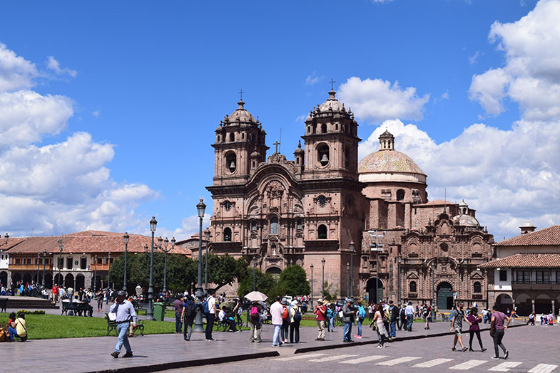 Cusco - Catedral