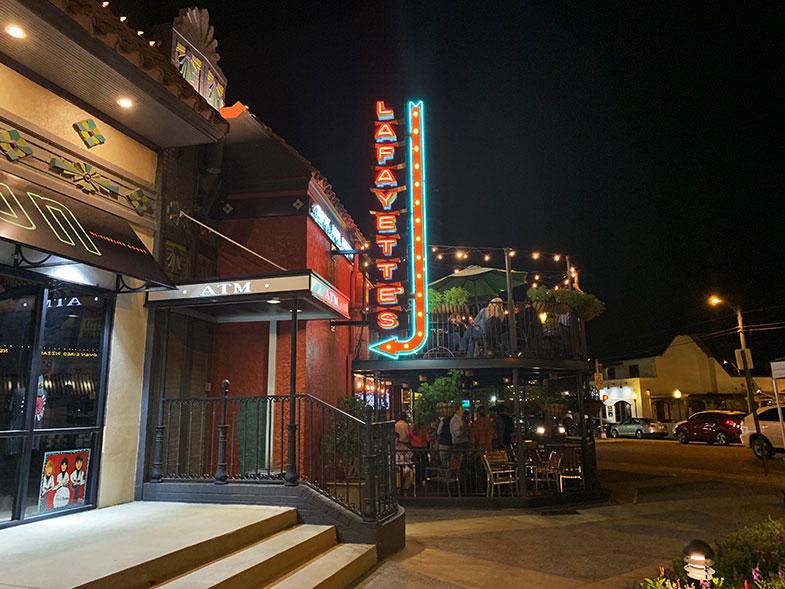 Onde comer em Memphis - Lafayettes
