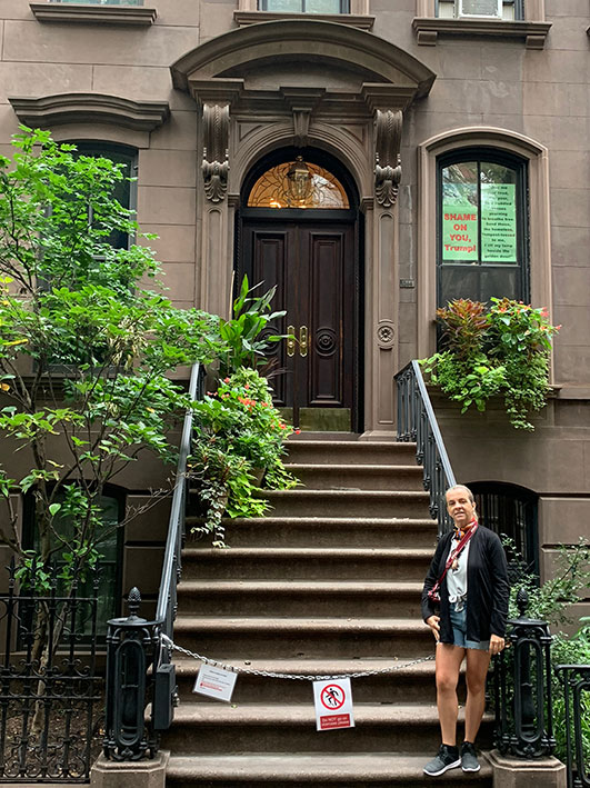 Casa de Carrie Bradshaw de Sex and the City