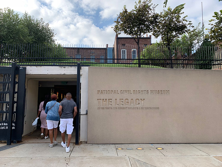 Legacy Museum em Memphis
