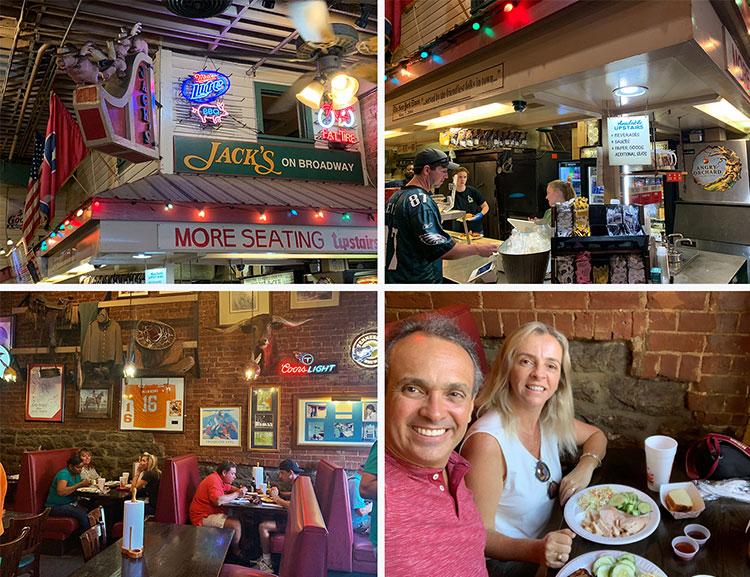 Onde comer em Nashville - Jack's Bar-B-Que