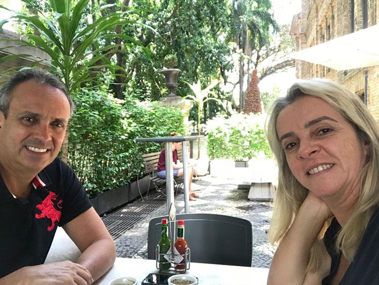 Cafeteria na Pinacoteca de São Paulo