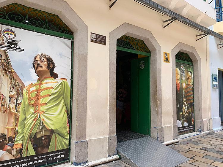 Museu dos Bonecos Gigantes de Olinda
