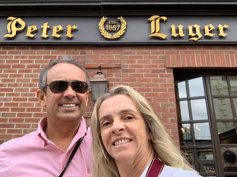 Peter Luger Steak House em New York