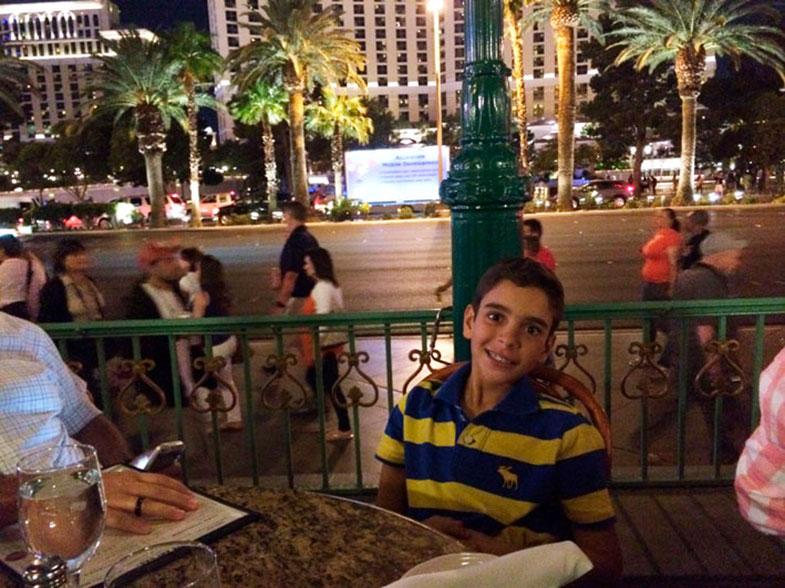 Guia de restaurantes em Las Vegas Mon Ami Gabi