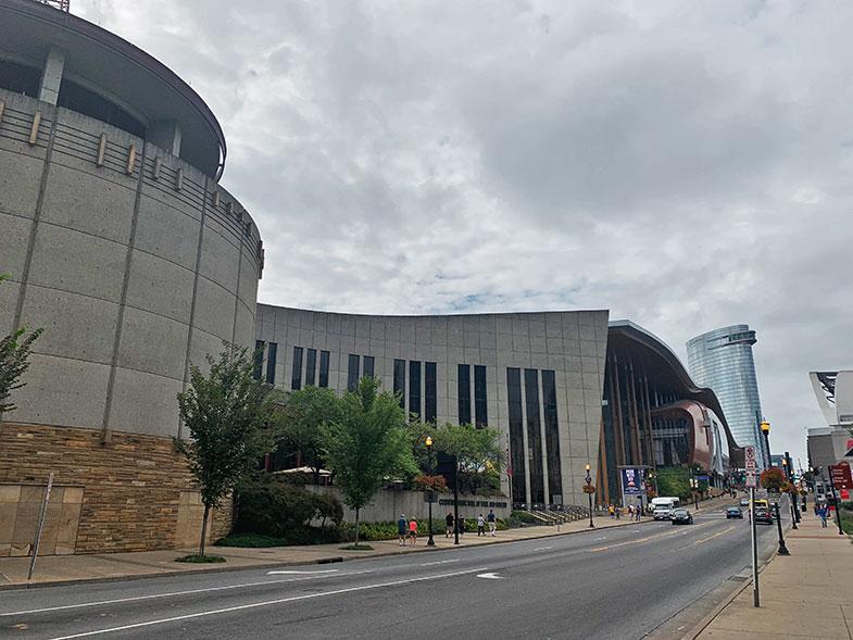 Museus em Nashville - Country Music Hall of Fame
