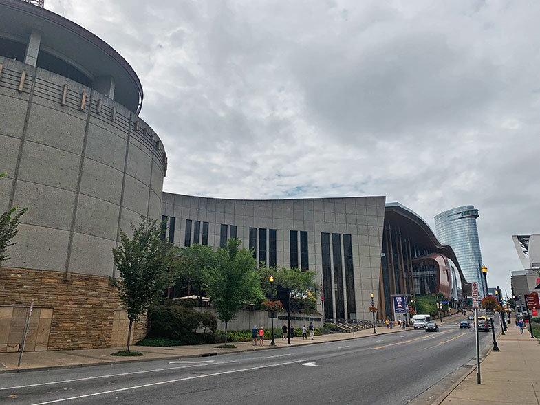 Museus em Nashville - Country Music Hall of Fame