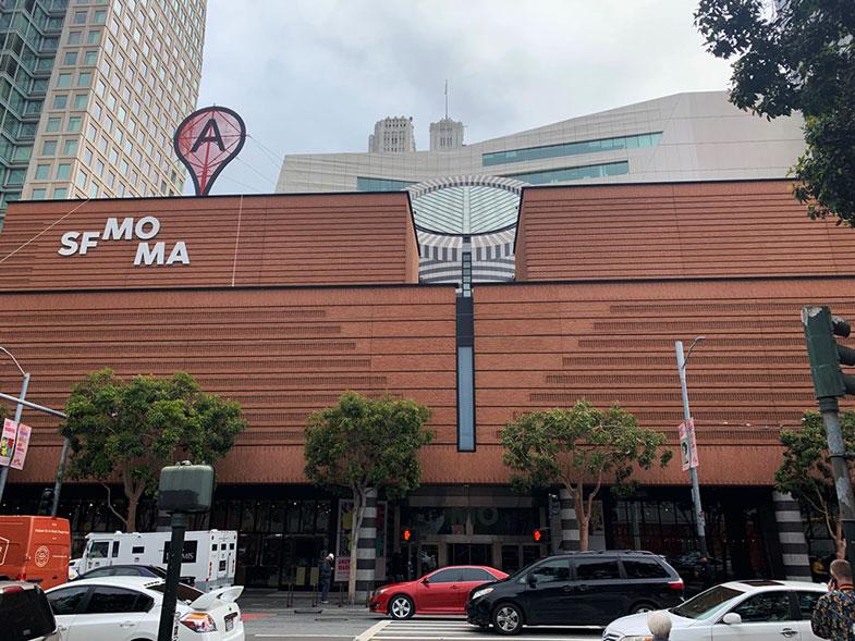 SFMOMA – Museu de Arte Moderna de San Francisco