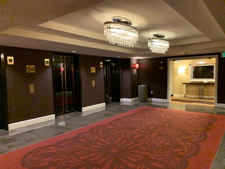 Caesars Palace Hotel em Las Vegas