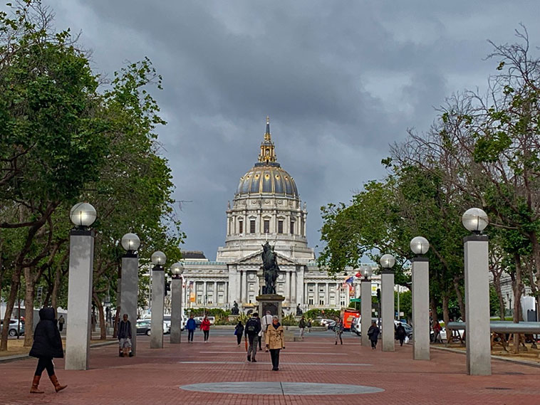 Civic Center em San Francisco – o que ver
