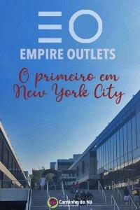 Outlet em New York - Empire Outlets