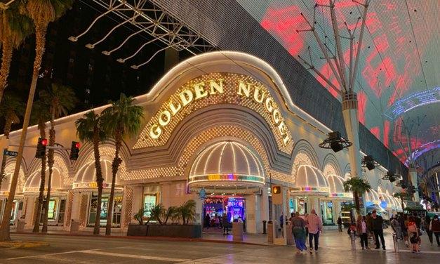 Golden Nugget, um dos ícones de Las Vegas