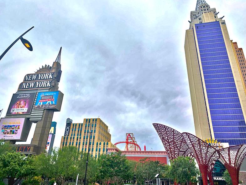 Parque em Las Vegas - The Park