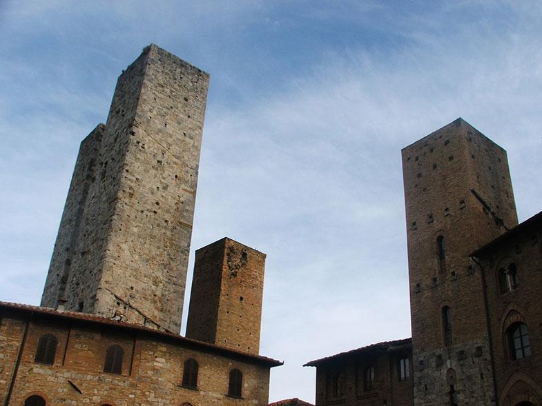 Toscana de carro - 3 opções de roteiros