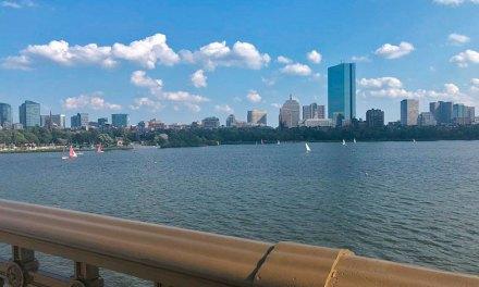 New York para Boston de ônibus: uma viagem barata
