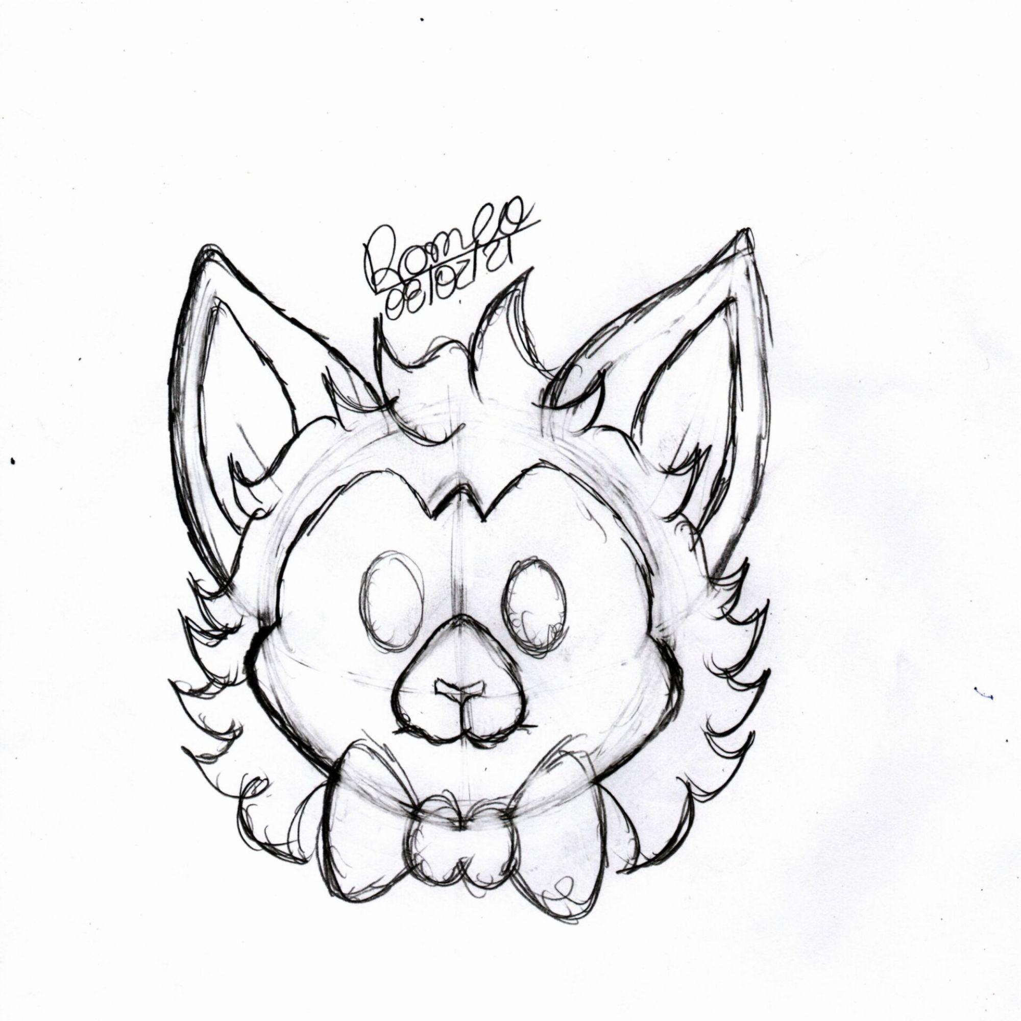 Apenas um desenho simples do Wonny