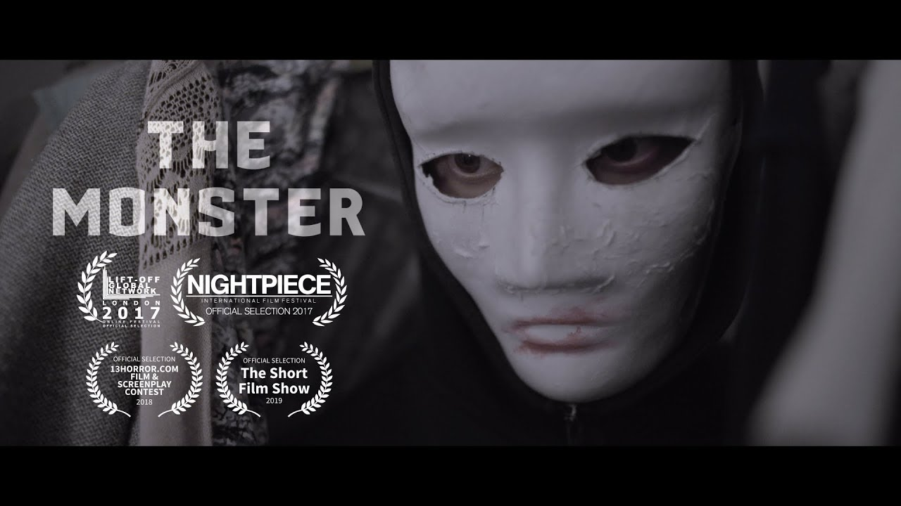 The Monster - Curta de Horror - Canto do Gargula