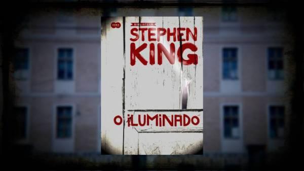 O Iluminado - Stephen King - Editora Suma - Canto do Gargula
