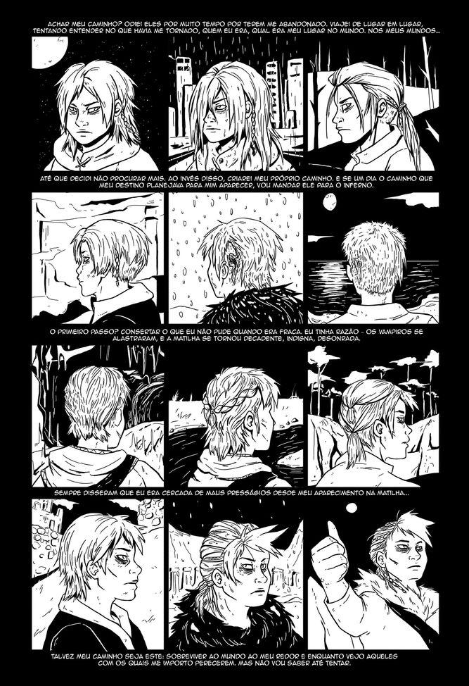 Bad Omen - Alice Monstrinho - Canto do Gárgula
