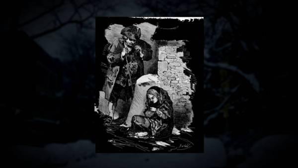 A Pequena Vendedora de Fósforos - Hans Christian Andersen - Canto do Gárgu
