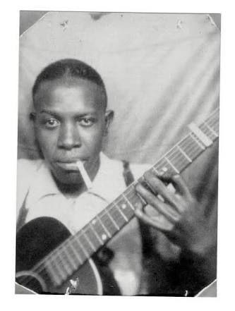 Robert Johnson - Músico - Canto do Gárgula