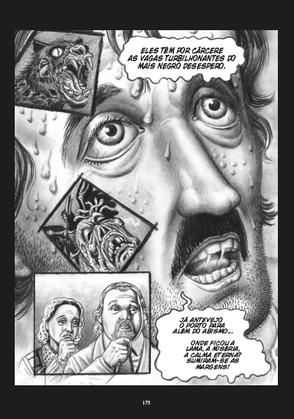 A vida e os amores de Edgar Allan Poe - R F Lucchetti - Editora Sebo Clepsidra - Canto do Gárgula