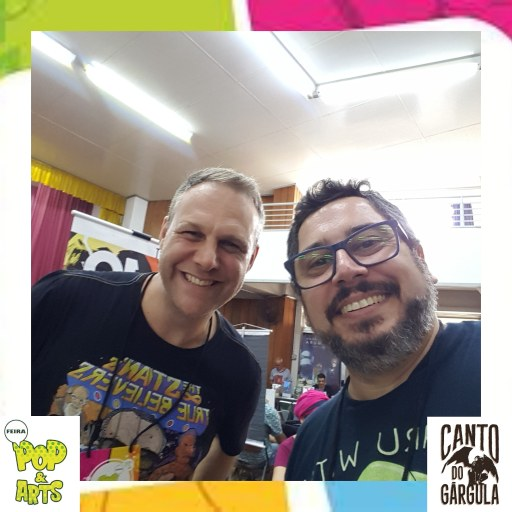 2a Feira Pop & Art 2020 - Sam Hart - Canto do Gárgula