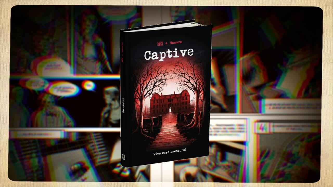 Captive - Mandala Jogos - Canto do Gárgula