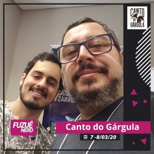 Fuzuê Nerd 2020 - Caio Sales - Canto do Gárgula