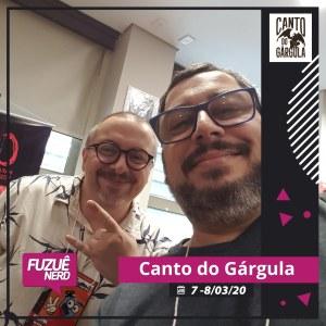 Fuzuê Nerd 2020 - Rodrigo Ramos - Canto do Gárgula