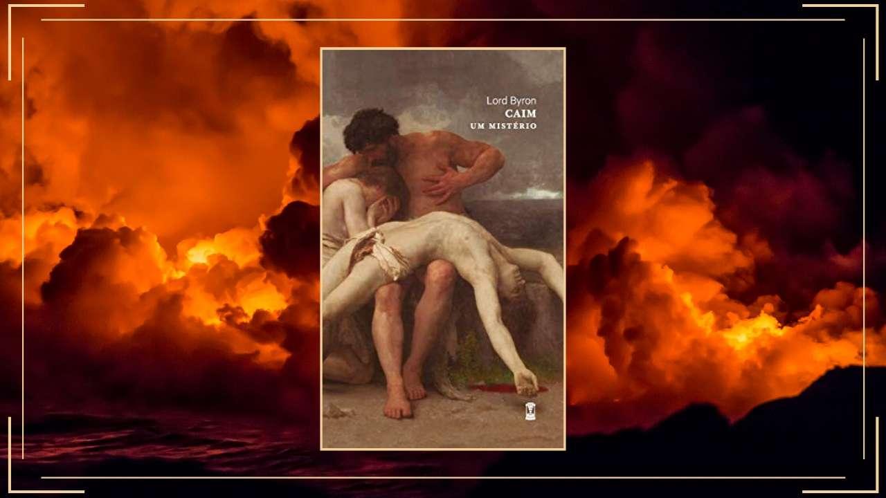 Caim Um Mistério - Lord Byron - Editora Sebo Clepsidra - Canto do Gárgula