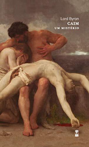 Caim Um Mistério - Lord Byron - Editora Sebo Clepsidra - Canto do Gárgula - Capa
