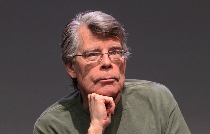 Stephen King - Escritor - Canto do Gárgula