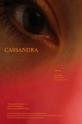 Cassandra - Alter - Curta-Metragem - Canto do Gárgula