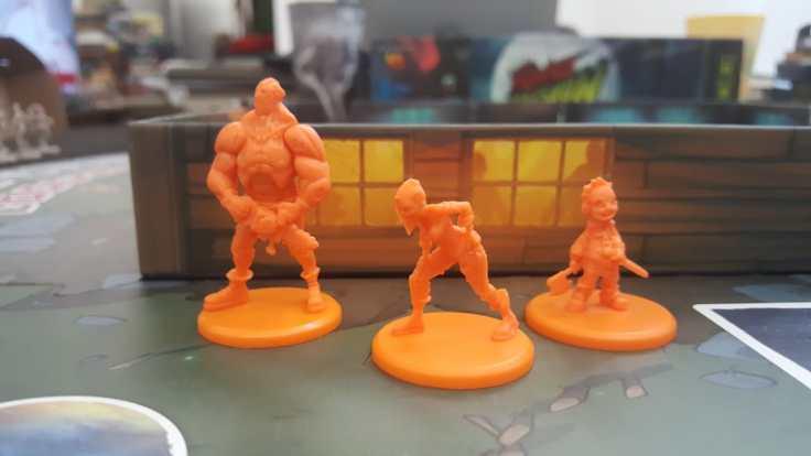Monster Slaughter - Ankama Games - Boardgame - Canto do Gárgula