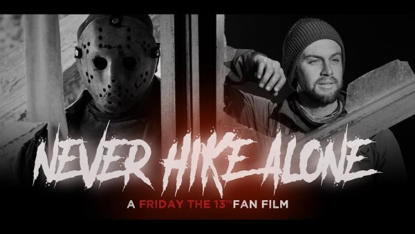 Never Hike Alone - Fan Film - Canto do Gárgula