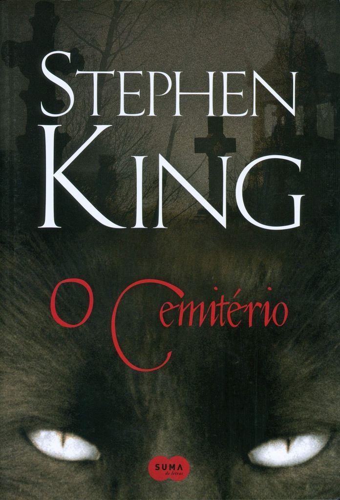 O Cemitério - Stephen King - Editora Suma - Canto do Gárgula