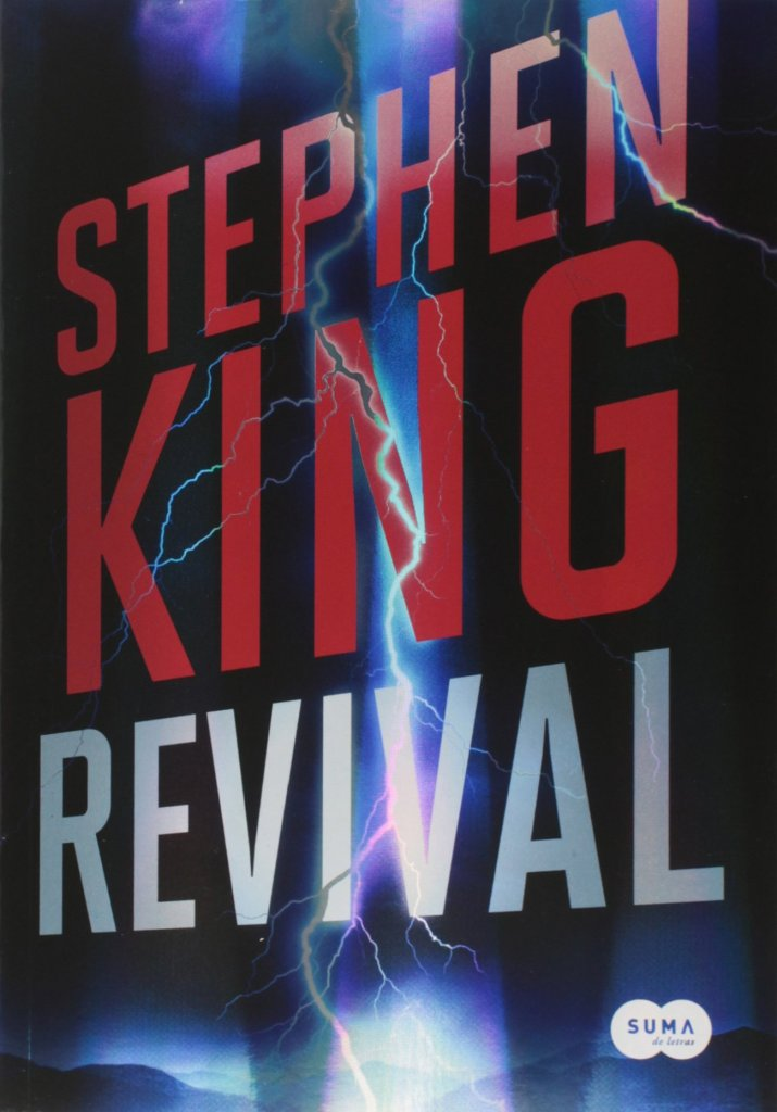 Revival - Stephen King - Editora Suma - Canto do Gárgula