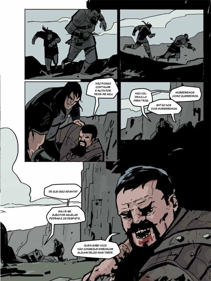 A Canção do Cão Negro - Cesar Alcázar - Fred Rubim - AVEC Editora - Canto do Gárgula