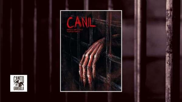 Canil - Rodrigo Ramos e Marcel Bartholo - Carniça Quadrinhos - Canto do Gárgula